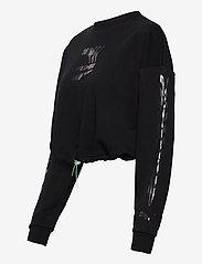PUMA - Evide Crew - sweatshirts - puma black - 2