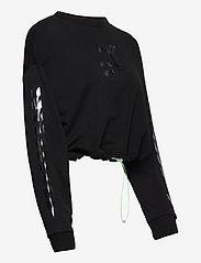 PUMA - Evide Crew - sweatshirts - puma black - 3
