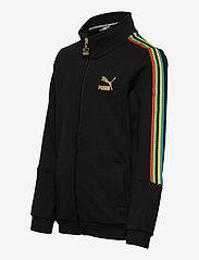 PUMA - TFS Unity Track Top FT B - sweatshirts - puma black - 2