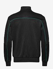 PUMA - MAPM T7 Track Jacket - podstawowe bluzy - puma black - 1