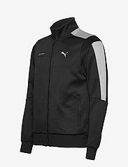 PUMA - MAPM T7 Track Jacket - podstawowe bluzy - puma black - 2