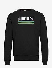 PUMA - TFS Unity Crew - svetarit - puma black - 0