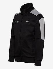 PUMA - MAPM T7 Track Jacket Kids - sweatshirts - puma black - 3