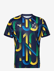 PUMA - Neymar Jr Hero Jersey - football shirts - peacoat-dandelion - 0