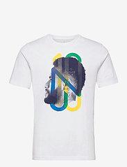 PUMA - Neymar Jr Hero Tee - t-shirts - puma white - 0