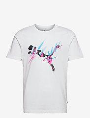 PUMA - NEYMAR JR CREATIVITY Tee - t-shirts - puma white - 0