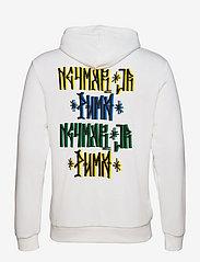 PUMA - NEYMAR JR Copa Hoody - huvtröjor - puma white - 1