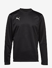 PUMA - LIGA Training Sweat - football shirts - puma black-puma white - 0
