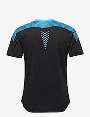 PUMA - ftblNXT Pro Tee - football shirts - puma black-luminous blue - 1