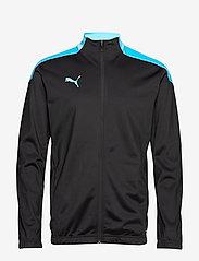 PUMA - ftblNXT Track Jacket - track jackets - puma black-luminous blue - 0