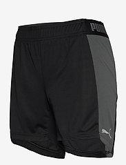 PUMA - ftblNXT Shorts W - training korte broek - puma black-asphalt - 2