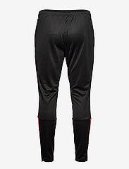 PUMA - teamLIGA Training Pants - sportbyxor - puma black-sunblaze - 1