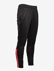 PUMA - teamLIGA Training Pants - sportbyxor - puma black-sunblaze - 3
