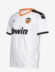 PUMA - VCF Home Shirt Replica - football shirts - puma white-puma black-vibrant orang - 2
