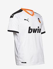 PUMA - VCF Home Shirt Replica - football shirts - puma white-puma black-vibrant orang - 3