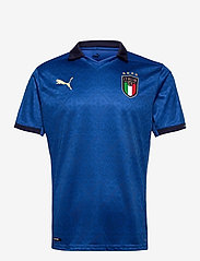 PUMA - FIGC Home Shirt Replica - football shirts - team power blue-peacoat - 0
