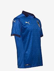 PUMA - FIGC Home Shirt Replica - football shirts - team power blue-peacoat - 3