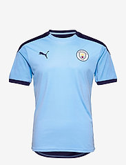 PUMA - Manchester City Training Jersey - football shirts - team light blue-peacoat - 0