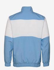 PUMA - MCFC Prematch Jacket - sportjackor - team light blue-puma white - 1