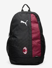 PUMA - ACM ftblCORE Backpack Plus - sale - puma black-tango red - 0