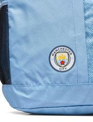 PUMA - MCFC ftblCORE Backpack Plus - training bags - team light blue-puma white - 3