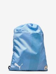 PUMA - MCFC ftblCORE gym sack - sportsbagger - team light blue-puma white - 2