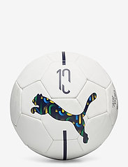 PUMA - NJR Fan ball - voetbaluitrusting - puma white-multi colour - 1