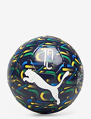 PUMA - NJR Fan Graphic mini ball - fotballutstyr - peacoat-dandelion-jelly bean-white - 1