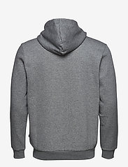 PUMA - ESS FZ Hoody FL - hoodies - medium gray heather - 1