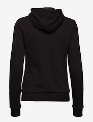 PUMA - ESS Hooded Jacket TR - hupparit - cotton black-cat - 1