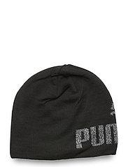 Ess Logo Beanie - PUMA BLACK-NO 1