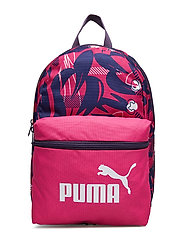 PUMA Phase Small Backpack - FUCHSIA PURPLE-AOP