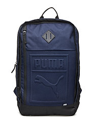 PUMA S Backpack - PEACOAT