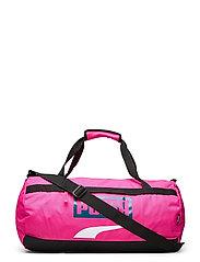 PUMA Plus Sports Bag II - GLOWING PINK