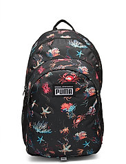 PUMA Academy Backpack - PUMA BLACK-UNDERWATER AOP