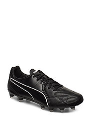 KING Hero FG - PUMA BLACK-PUMA WHITE