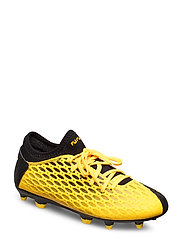 FUTURE 5.4 FG/AG Jr - ULTRA YELLOW-PUMA BLACK