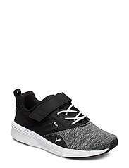 NRGY Comet V PS - PUMA WHITE-PUMA BLACK