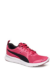 PUMA Flex Essential Jr - BEETROOT PURPLE-PUMA BLACK