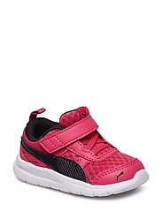 PUMA Flex Essential V Inf - BEETROOT PURPLE-PUMA BLACK