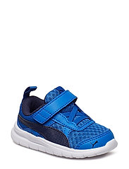 PUMA Flex Essential V Inf - STRONG BLUE-PEACOAT