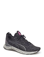 Hybrid Runner Wns - PUMA BLACK-IRON GATE-KNOCKOUT PINK