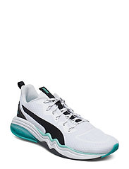 LQDCELL Tension - PUMA WHITE-BLUE TURQUOISE