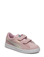 Suede 2 straps PS - PINK LADY-PUMA TEAM GOLD
