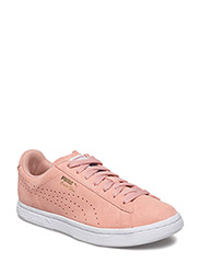 Court Star Suede - PEACH BEIGE-GOLD-PUMA WHITE