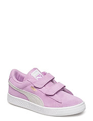 Suede Classic V PS - ORCHID – GRAY VIOLET – PUMA TEAM GOLD