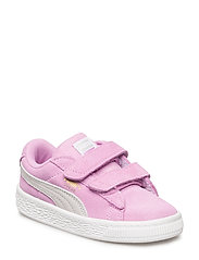 Suede Classic V Inf - ORCHID-GRAY VIOLET-PUMA TEAM GOLD