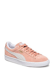 Suede Classic - MUTED CLAY-PUMA WHITE