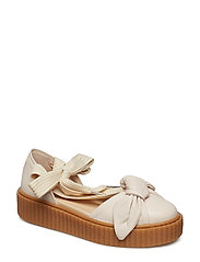 Bow Creeper Sandal - PINK TINT