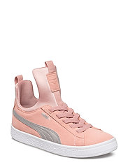 Suede Fierce AC PS - PEACH BEIGE-METALLIC BEIGE